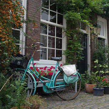 Utrechtse aqua opoefiets  von Sybren Visser