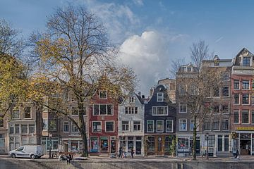 Gelderse kade Amsterdam von Peter Bartelings Photography