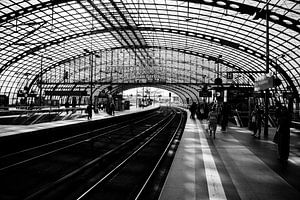 Hauptbahnhof Berlijn von