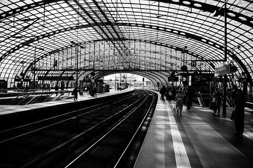 Hauptbahnhof Berlijn van