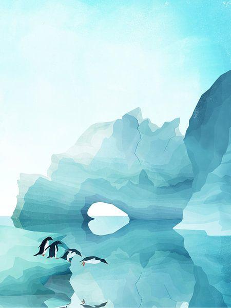 Duik van de Pinguïns van Goed Blauw