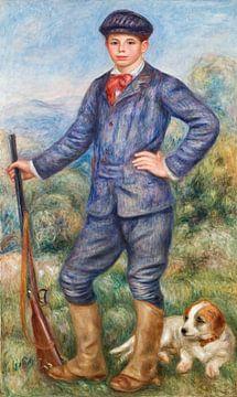 Renoir, Jäger (1910)