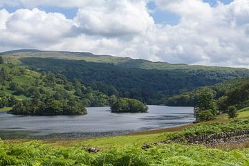 Rydal Water, Lake District van