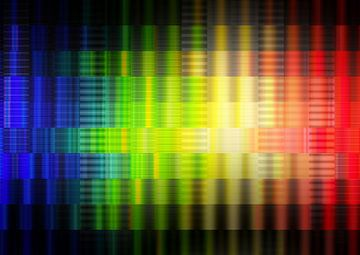 RGB N.1 van Olis-Art