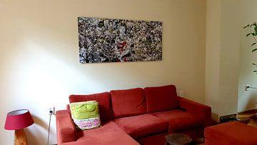 Kundenfoto: Ein Blick durch die Blüte in Utrecht von De Utrechtse Internet Courant (DUIC)