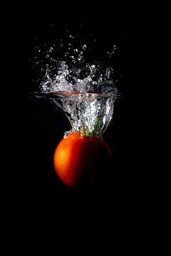Tomatenbecher unter dem von Rob van Soest