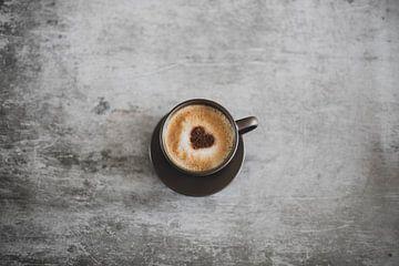 koffie liefde van Monique de Koning