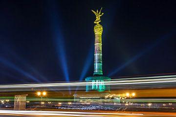 La colonne de la victoire à Berlin
