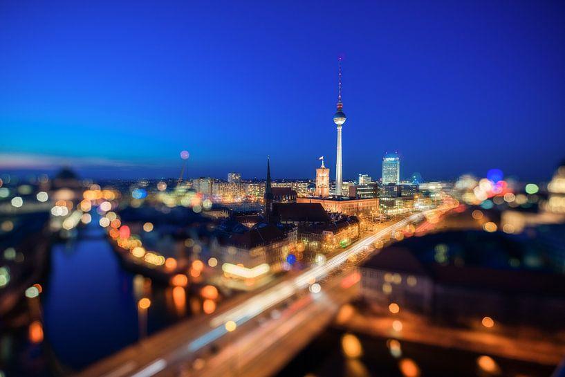 Berlin Skyline van davis davis