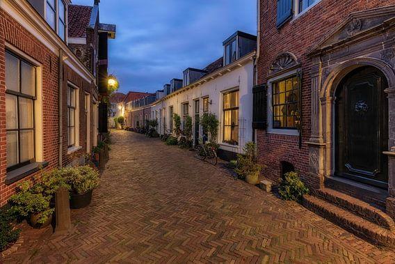 De Muurhuizen in Amersfoort van Dennisart Fotografie