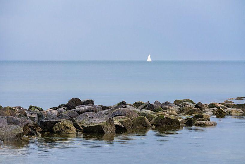 Die Ostseeküste auf der Insel Rügen von Rico Ködder