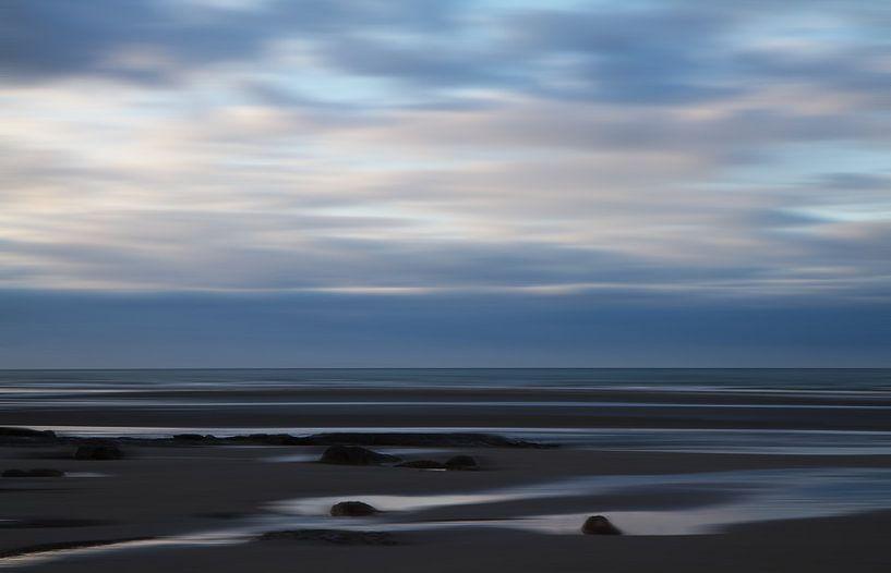 Opaalkust - Long Exposure van Vandain Fotografie