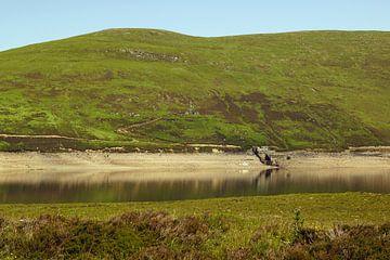 Loch Glascarnoch, een 7 km lang stuwmeer van Babetts Bildergalerie