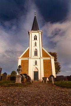 Die Kirche von Britsum von Geert Jan Kroon
