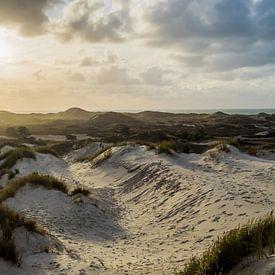 Dünenpfanne von Martijn Tilroe