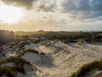 Dune pan