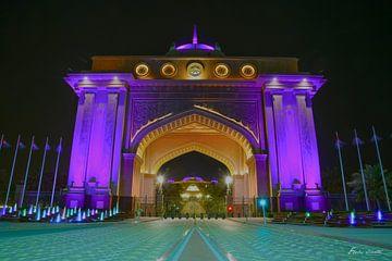 Entree Emirates Palace von ferdy visser