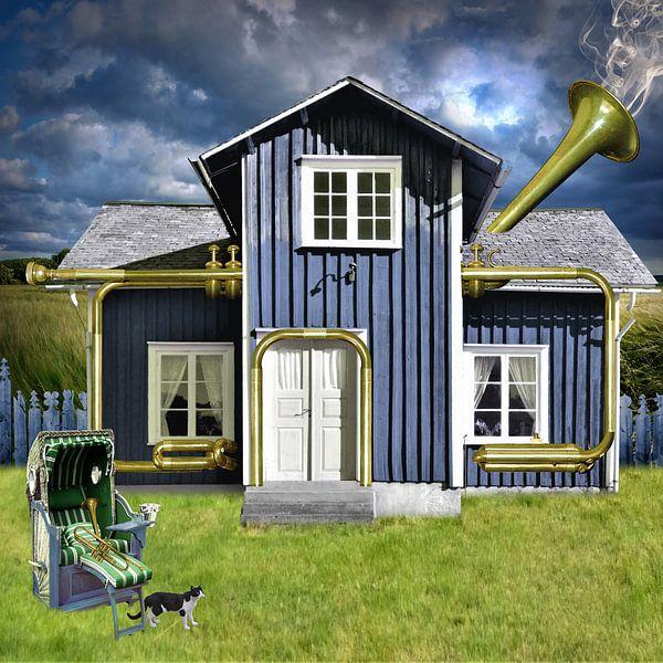 Haus des Trompeters von Harald Fischer