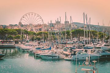 Paradise Harbor | Antibes, Frankrijk | Reisfotografie By Dagmar Pels van Dagmar Pels