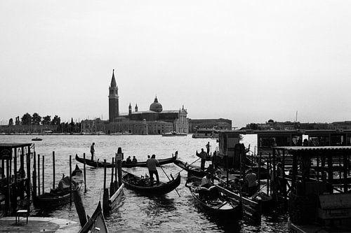 Venetië- uitzicht