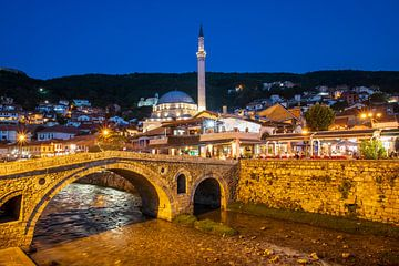 Prizren im Kosovo von Antwan Janssen
