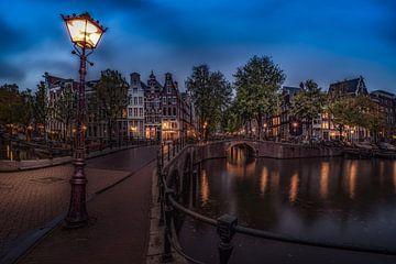 Amsterdam kanal von Mario Calma