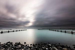 Brouwersdam Zeeland van