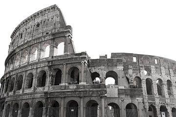Colosseum II (Seamless White) van Joram Janssen