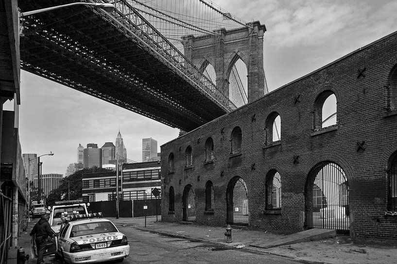 New York  DUMBO Brooklyn van Kurt Krause