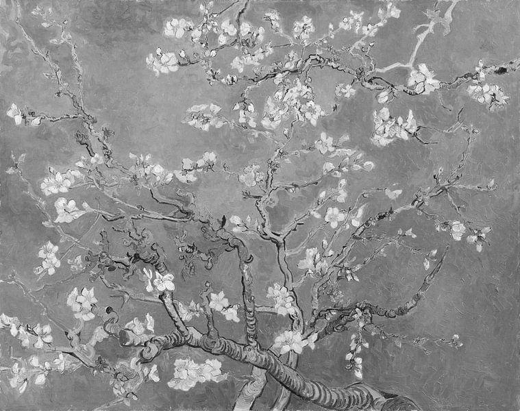 Amandelbloesem - Vincent van Gogh van Marieke de Koning
