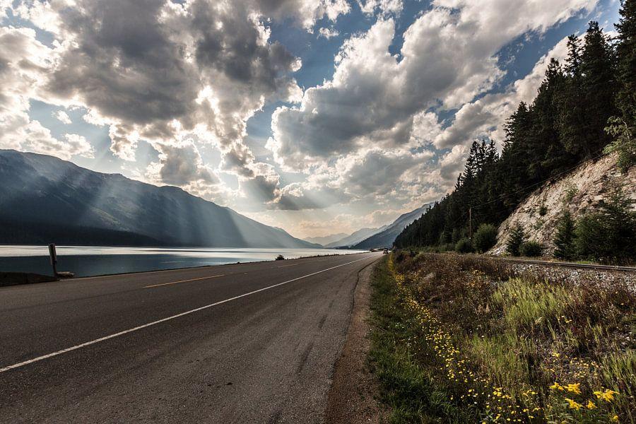 Canadese Rocky Mountains sur Bart Veeken