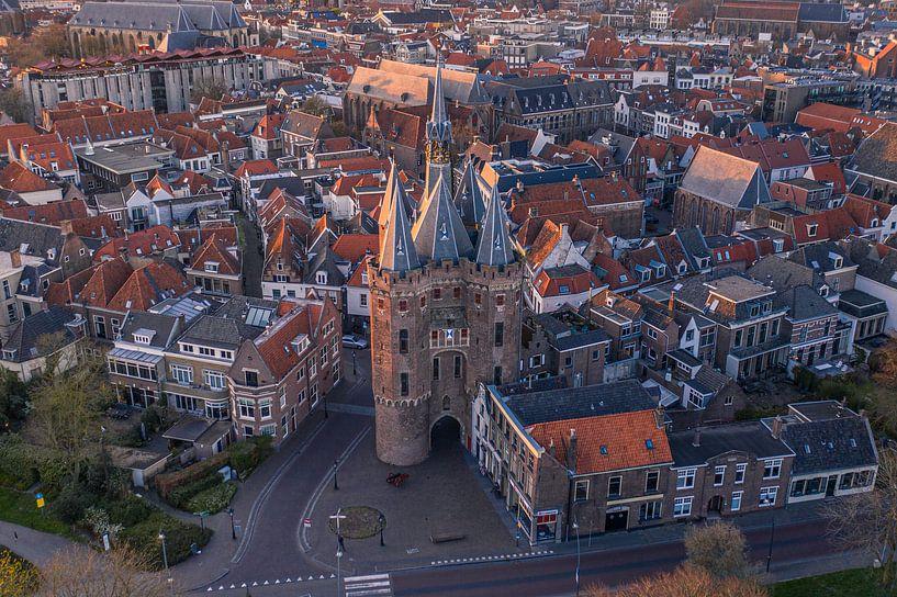 Sassenpoort Zwolle van Thomas Bartelds