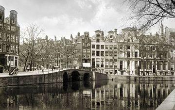 Herengracht, Amsterdam anno 1895 van Corinne Welp