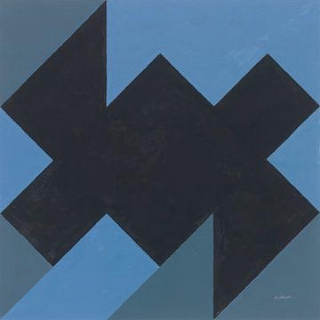 Driehoeken II, Mike Schick van Wild Apple