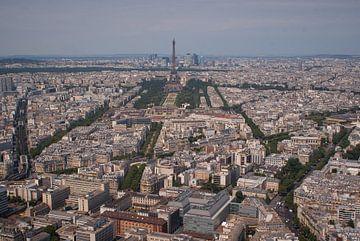 View over Paris von BTF Fotografie