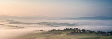Tuscan Dawn sur Teun Ruijters