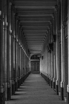 Perspektive in Paris von Jarno Dorst