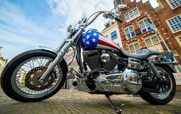 """Custom """"Motor"""" in Utrecht van Kaj Hendriks"""