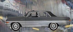 Opel Diplomat A Art Car