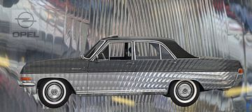 Opel Diplomat A Art Car von aRi F. Huber