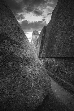 Tikal - mayan ruins sur