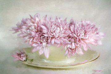 Bloem romantisch - hou van mij van Lizzy Pe