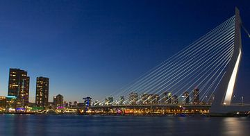 Erasmus brug Rotterdam van margriet kersbergen