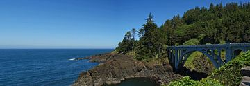 Küste von Oregon, Ben-Jones-Brücke von Jeroen van Deel