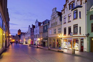 Innenstadt Wismar