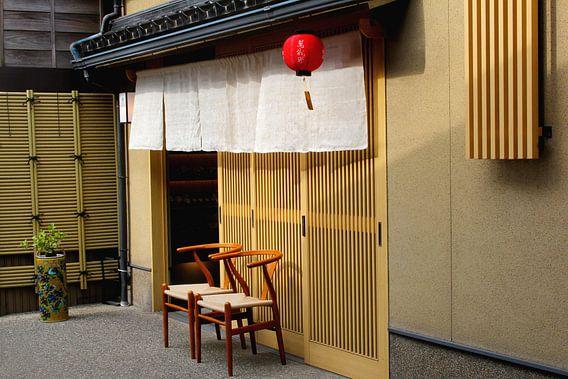 Japans terrasje