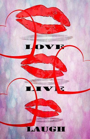 Love Live Laugh