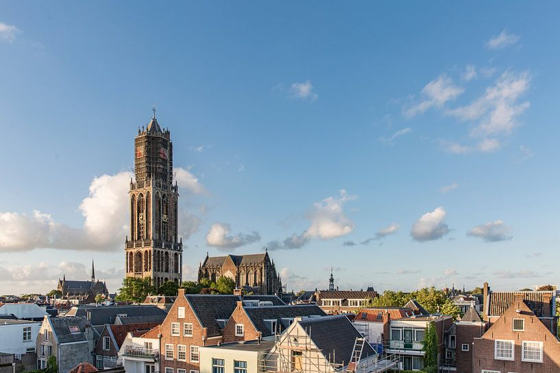 De Utrechtse Domtoren van De Utrechtse Internet Courant (DUIC)