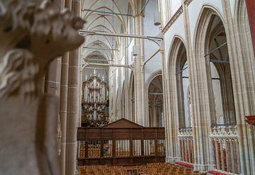 Bovenkerk of St. Nicolaaskerk, Kampen van M Van Rossum