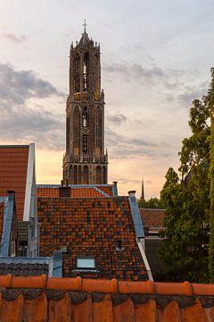 Les Toits de Utrecht sur Thomas van Galen